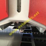 700W Ipg лазерная резка машины с помощью обмена поддона (FLX3015-700W)