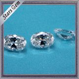 China Proveedor Ovalada Syntheitc Moissanite Diamond