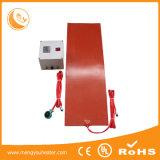 Chaufferette actionnée solaire de couverture électrique de batterie petite