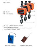 Escala de suspensão industrial eletrônica de Digitas para pesar a capacidade 3t