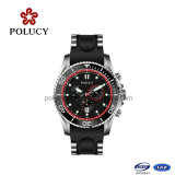 Style d'affaires pour les hommes OEM Silicone Watch Watch