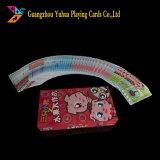 Fabricante de Alimentação Padrão Animal 100% PVC Cartão de jogo YH08