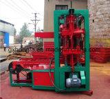 Qtj 4-26D automatischer hohler Ziegelstein-fester Block, der Maschine formt