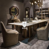 Het natuurlijke Marmeren Hoogste Super Luxueuze Meubilair van de Lijst van het Hotel