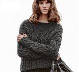 주문 고전적인 새로운 디자인 작풍 손 니트 스웨터 카디건 스웨터
