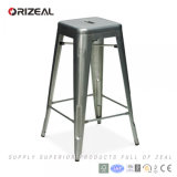 Replica Xavier Pauchard Galvanized H Bar Stool (oz-IRL-1007BG)