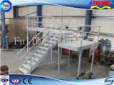 Scala prefabbricata/scale dell'acciaio inossidabile per costruzione