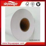 52inchジャンボロールの織物のための速い乾燥した昇華転写紙
