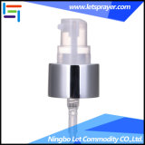 Aluminum Cosmetic Packing Pump Fine Cream Dispenser Pump