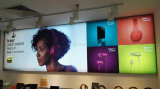 Frameless rétroéclairé par LED boîte à lumière pour la vente