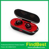 De verbazende Hoofdtelefoon van de Hoofdtelefoons van Tws Bluetooth Draadloze StereoV4.1