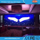 高リゾリューションP6固定フルカラースクリーン屋内LED TV