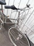 26 dame Stainless Bicycle met 3speed