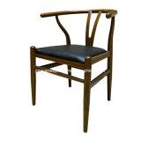 Cadeira de madeira do café do restaurante da cadeira do Wishbone Y da grão (JY-R19)