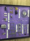Personalizar el acero inoxidable Reloj inteligente de piezas de la correa de 17-27mm