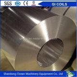 Bobina de aço galvanizada da folha PPGI/Gi da bobina para o soldado de Construction/PPGI