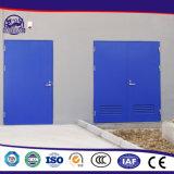 Kundenspezifische preiswerte fördernde einzelne Tür-Garderoben-Stahlentwürfe