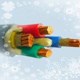 Cu/Al Conductor 0.6/1kv XLPE aislado de cable de alimentación de 3x1,5 mm2