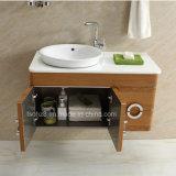 Heiße verkaufenEdelstahl-Badezimmer-Eitelkeit mit Tuch-Ring (099)