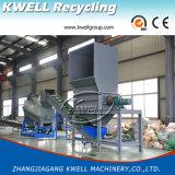 Plástico duro rígido PP HDPE PE botella de lavado de reciclaje de la máquina