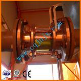 Máquina de reciclagem de óleo de motor de baixo custo usada para refinar óleo de motor usado para óleo de base amarela