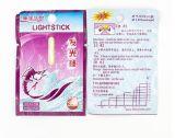 Il galleggiante fluorescente Rod di notte dell'indicatore luminoso del bastoncino luminoso del galleggiante multicolore di pesca di Lo10bag 4.5*37mm illumina il bastone scuro di incandescenza per pesca/partito