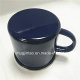 식기 커피 잔 사기질 스테인리스 컵