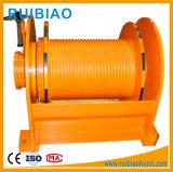 La alta calidad de la red barredera del torno, construcción mástil de piezas del torno de tener instalado 1,6 Ton en Venta