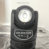 60W LED PFEILER Träger-bewegliches Hauptlicht