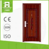 Professionelle vordere Einstiegstür-Entwurfs-Stahlsicherheits-Türen
