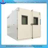 Da umidade Walk-in eletrônica modular da temperatura do laboratório câmara climática do teste