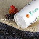 Tazze di caffè di carta a gettare di formato standard