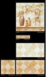 material de construcciones del azulejo de la pared interior 6D-Inkjet para la decoración 300X600m m del cuarto de baño