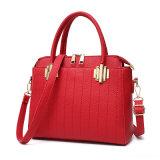 Leatherファッション・デザイナーのカスタム卸し売り女性ハンド・バッグ