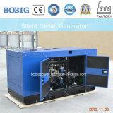 10kw 12.5kVA Quanchai 방음 디젤 엔진 발전기