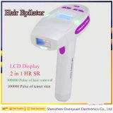 Máquina profissional da remoção do cabelo do laser do baixo preço