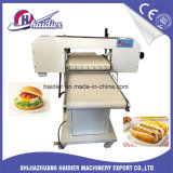 Macchinario di alimento dell'affettatrice del pane della macchina del forno della strumentazione della cucina per il taglio
