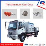 プーリー製造Hbc80.16.174RSトラックによって取付けられる具体的な配達ポンプ