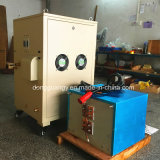 Высокоэффективный электрический индукционный нагреватель для кузнечной штамповки
