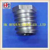 Tornillo de cobre amarillo del contacto y tornillo especial de China Manaufacture (HS-ST-026)