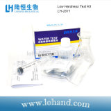 Laboratoty Instruments Teste de qualidade da água 50 testes Kit de teste de baixa dureza (LH2011)