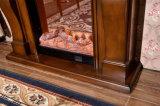 Scultura europea semplice che riscalda la mobilia elettrica dell'hotel del camino (324)