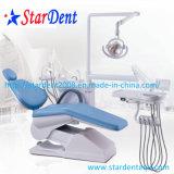 Zahnmedizinische Stuhl PU-Farben für zahnmedizinisches Krankenhaus-medizinisches Laborchirurgisches Diagnosegerät