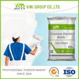 Dióxido Titanium do Rutile para o pigmento e a pintura brancos