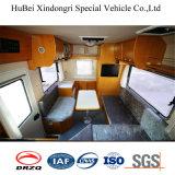 Трейлер Euro4 перемещения каравана Changcheng Pull-Type