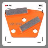 Plancher de béton trapézoïdal Diamond meulage Shoe