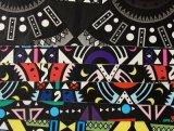 2017多彩な高品質PU PVC袋の装飾的な革(A853)