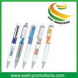 OEM 3D Floater PVC Logo Promotionnel Liquid Floating Pen