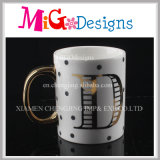 Regalos de moda para adultos alimentación tazas de cerámica de manufactura