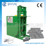 Mosaik-Steinaufspaltenmaschine für die Herstellung des Wand-Umhüllung-Furniers-Blatt
